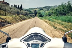 Tuscany Sunset Vespa Tour