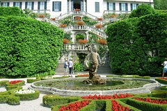 Full-Day Como Lake Highlights Private Tour from Milan