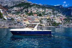 Capri Island and Positano Private Boat Tour