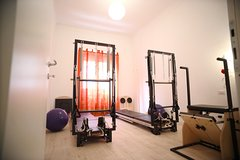 Pilates Private Lessons with Equipment