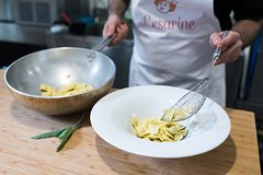 Virtual Cooking Class: Ravioli variations with classic tomato sauce