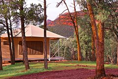 3-Day Wilpena Small-Group Glamping Tour with Scenic Flight