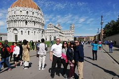 Pisa and Lucca Lunch&WineTasting Included from Florence