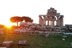 Full-Day of Pompeii and Paestum from Naples, Sorrento, Positano or Amalfi