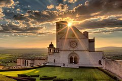 Full-Day Religious Tuscany and Umbria Tour from Florence
