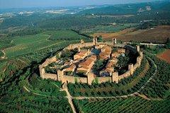 Monteriggioni San Gimignano and Castellina in Chianti Fullday from Rome