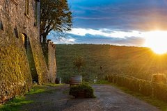 Special Wine Tasting Tour in Chianti with Pizza Party at Sunset - Ultimate