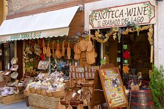 Lunch and Cooking Demo in Umbria Full-Day Tour from Rome