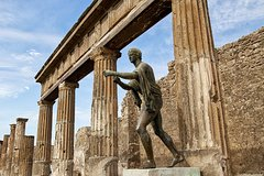 Full-Day Private Guided Tour to Pompeii from Rome with Lunch