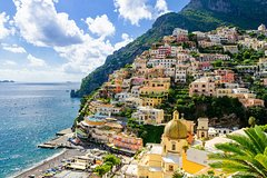 Transfer from Naples to Positano with a stop in Pompeii