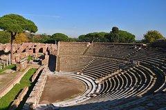Ancient Ostia Ruins Roman Port of Ostia Antica Fullday from Rome