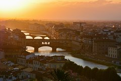 Florence Exclusive Sunrise Accademia Gallery walking tour