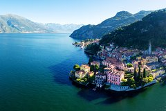 Private Lake Como and surrounding wine region tour from Milan