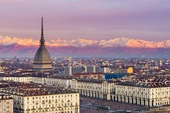 Turin private guided tour from Milan, full day