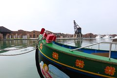 Hop-on Hop-off Boat Tour of the Venetian Islands with Tapas