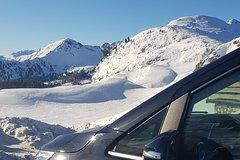 Transfer To/from Dolomites GARDENA-CORVARA-COLFOSCO-ARABBA up7pax