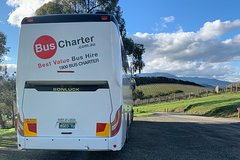 Private 24 Seat Mini Bus Gold Coast CBD to Gold Coast Airport Transfer