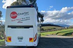 Private 13 Seat Mini Bus Brisbane CBD to a GC Theme Park Transfer