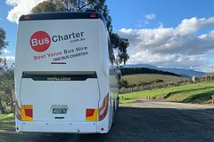 Private 13 Seat Mini Bus Brisbane CBD to Gold Coast Airport Transfer