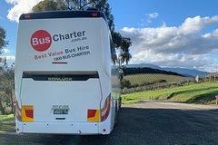 Private 13 Seat Mini Bus CBD to Brisbane Airport Transfer