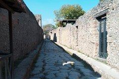Full-Day Tour to Pompeii, Positano and Amalfi Coast