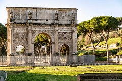 Guided Tour to Colosseum, Roman Forum and Palatine Hill