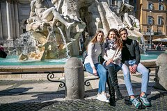 Pantheon Trevi Fountain Navona Square & All Rome highlights Tour