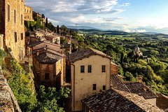 Pienza, Montalcino & Montepulciano - From Florence