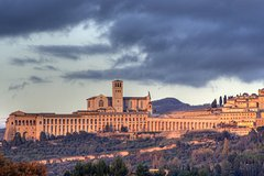 Assisi Perugia and Corciano Fullday from Florence Lunch&WineTasting Inc