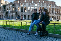 Rome in 2 Days Tour including Coliseum Trevi Fountain Vatican and Sistine C