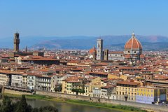 First time in Florence small group tour