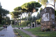 Catacombs and Ancient Appian Way in Rome Tickets included