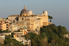 Castelgandolfo Pontifical Villas - Summer Residence of the Pope from Rome