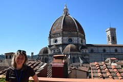 The whole day in Florence