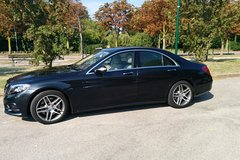 Chauffeur service in Venice and Treviso