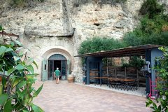 Cooking Class and Wine Tasting at a Rome Countryside Castle Cellars from Ro