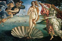 Skip the line - Uffizi Museum tour -EU Citizens (18-25yo)