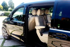 Private Luxury Transfer from Venice to Milan with stop in Verona