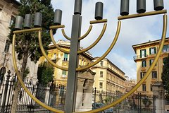 Jewish Ghetto and Great Synagogue of Rome Walking Tour with Local Expert Gu