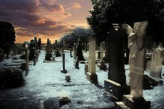 Southport Cemetery Paranormal Activity Tour QUEENSLAND