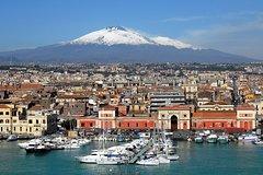 Fish Market in Catania - From Taormina