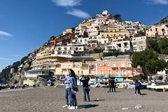 Secret walks of Positano