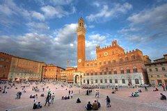Siena, San Gimignano & Chianti.