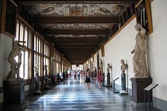 Guided visit to the Uffizi Gallery in Florence