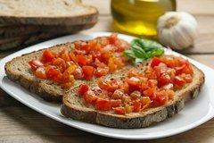 Virtual Cooking Class: Bruschetta & Tiramisù