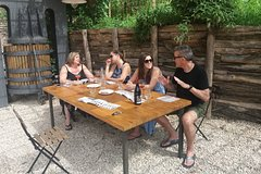 CookingClass and WineTasting Rome Countryside Castle Cellars from Rome