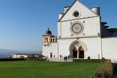 Assisi Fullday from Rome Lunch Included