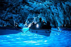 Capri Island and Blue Grotto Fullday from Rome