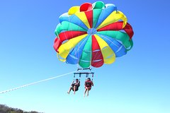 Gold Coast Jetski & Parasail Package for 2