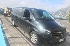 Private Transfer from Sorrento to Naples with English Speaking Driver